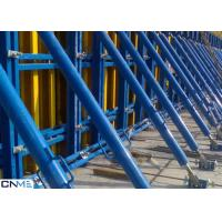 Buy cheap Long Lifespan Wall Formwork System Painting / Powder Coated / Galvanized Surface Treatment product
