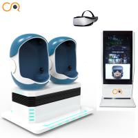 Buy cheap 100 earn money 9d egg vr cinema simulator 5d movie vr video for sale from wholesalers