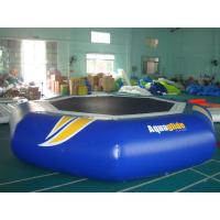 China Takeoff Towable And Inflatable Water Trampoline For Water Sports Games on sale