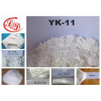 Buy cheap Sarms Raw Powder Oral Anabolic Steroids 431579-34-9 YK-11 Dosage for Muscle Building product