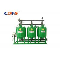 Buy cheap Automatic Sand Media Filter , 24 - 48 Inch Tank Sand Filtration System product