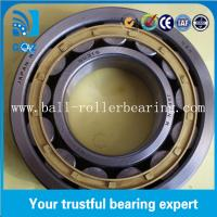 Buy cheap NU315-E-TVP2 Oil Lubrication Cylindrical Roller Bearing , Metric Spherical Bearing product