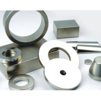 Buy cheap Sintered NdFeb magnets with sunk hole product