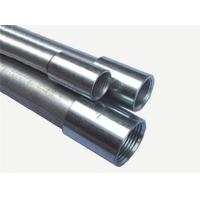 Buy cheap 1 Inch Galvanized IMC Electrical Conduit Indoor Use Q195 Steel Material product