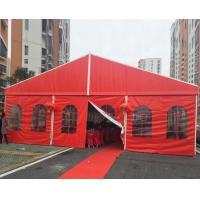 Buy cheap High Strength Wedding Party Tent UV - Resistant 6 X 12 M With Steel Structure product