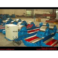 Buy cheap Industrial High Precision Pipe Welding Turning Rolls / Rotators Machine for Tank Welding product