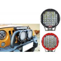 Buy cheap 96W Red / Black High Intensity Driving Lights For Offroad And Truck product