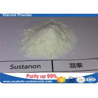 Buy cheap Testosterone Steroid Hormone Testosterone Sustanon 250 / Sus 250 For Bodybuilding product