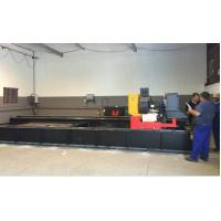 Buy cheap 3000 x 12000 Custom-designed Plasma Cutting Equipment  With Long Worktable product