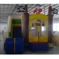 Buy cheap 2014 hot sell inflatable bouncer castle ,inflatable trampoline for Russia amusement park product