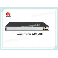 Buy cheap Huawei Router AR2204E 3GE WAN(1GE Combo),1 USB,4 SIC,60W AC POWER(1+1) from wholesalers