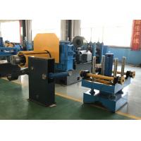 Buy cheap Thickness 1.0 - 6.0mm Steel Slitting Equipment / HR Metal Cutting Machine product