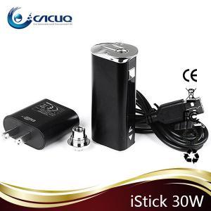 Buy cheap ismoka eleaf istick 30w box mod 2200mah OLED from wholesalers