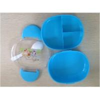 Buy cheap Food Grade Bento Lunch Box Food Container ECO Friendly 15 * 13 * 8.5cm product