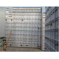 Buy cheap Professional Construction Profiles , Aluminium Frames For Building product