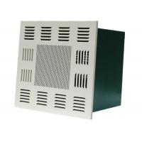 Buy cheap High Efficiency Disposable HEPA Air Filter Box Replacement For Clean Room product