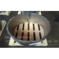 Buy cheap Stainless Steel Forging Ring  Forging Annealing PED Certificate product