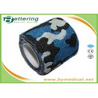Buy cheap Camouflage Non Woven Self Adhesive Elastic Bandage For Army Camping Hunting product