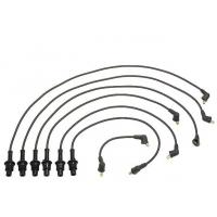 Buy cheap Low Resistivity Spark Plug Cables Black PBT Material Fit CAMRY 90919-15457 product