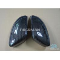 China  Carbon Fiber Rearview Mirror Covers for Volkswagen Passat CC Scirocco EOS 2009 Up  for sale