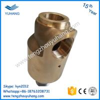 Buy cheap Deublin 155-000-001 high speed hydraulic water rotary joint steam hot oil NPT RH product