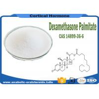 Buy cheap Cortical Steroid Powder Dexamethasone Palmitate CAS 14899-36-6 Raw Hormone Powders product