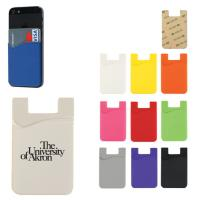 Buy cheap cheap custom smart phone stand 3m sticky silicone smart card wallet,silicone phone pouch product