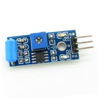 Buy cheap SW-420 Normally Closed Alarm Vibration Sensor Module Vibration Switch PCB product
