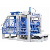 Buy cheap 40.58 KW Block Making Machine PLC control , Automatic Block Moulding Machine product
