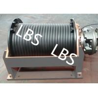 Buy cheap Horizontal Vertical Pull Hydraulic Boat Winch Fishing Winch Smooth Operation product