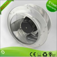 Buy cheap Hvac Industry EC Centrifugal Fans With Sheet Aluminium  315mm product