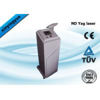 China Medical Beauty ND YAG Laser Machine Laser Hair And Tattoo Removal Machine wholesale