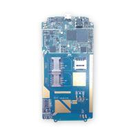 Buy cheap 94v0 UL Rohs FR4 Printed circuit board assembly 4G Android Mobile motherboard product