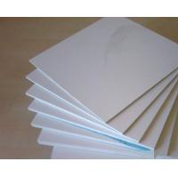 Buy cheap High Temperature Resistant Engineering Plastic Products , Plastic PPS Sheet product
