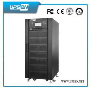 Buy cheap 3/3 Phase 220VAC Uninterrupted Power Supply Sai 40kVA Inbuilt 72PCS UPS Battery 12V 7.2ah product