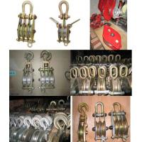 Buy cheap Current Tools,Hook Sheave,Cable Block product