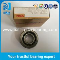 Buy cheap Ball Screw Support Super Precision Bearings Japan Origin Grease Lubrication NSK 20TAC47C 20TAC47CSUHPN7C product