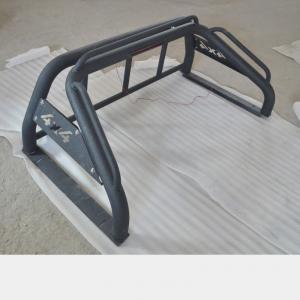 Buy cheap 2007 D-MAX Pick Up Roll Bar , Black / Texture ISUZU Roll Bar Replacement product