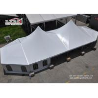 Buy cheap Outdoor High Peak Tents / Wedding Party Tent With Church Windows product