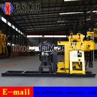 Buy cheap HZ-200Y Hydraulic rotary 200meters water drilling machine for sale product