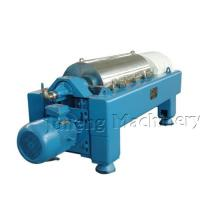 Buy cheap Blue Color Decanter Centrifuge Machine Oil Field Watertreatment Sludge Dewatering product