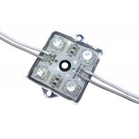 Buy cheap High Brightness Square With Lense LED Point Light For LED Back Lighting from wholesalers