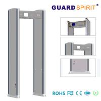 Buy cheap Government Buildings Check Archway Metal Detector Walk Through with Remote Controller product