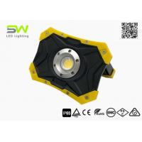 China Hand 10W COB LED Technican Inspection Work Lights Magnetic Base IP65 Rated on sale