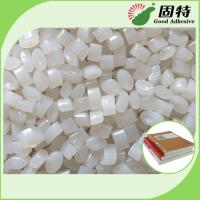 Buy cheap Hot Melt Spine Glue for Bookbinding , for 100~200g Coated Paper , Magazine , Catalog product