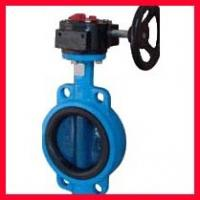 China Custom Made Clamp Butterfly Valve / Water Supply Manual Butterfly Valve on sale