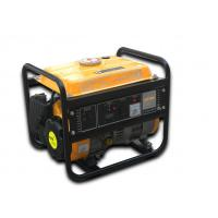 Buy cheap Yellow Red Black Single phase lightweight portable generator House 1KW 1KVA product