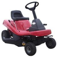 Buy cheap Gasoline powered lawn mower and Seated mowing car product