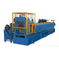 Buy cheap Color Steel Vaulting Cap Roll Forming Machine For Metal Roof Ridge Tile Separated Water Easily Automated Operate product