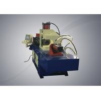 Buy cheap PLC Control Pipe End Forming Machine Double Work Station Easy Operation product